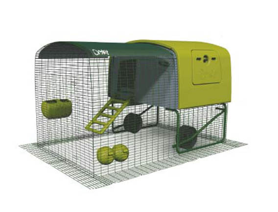 Omlet Cube Chicken Coop